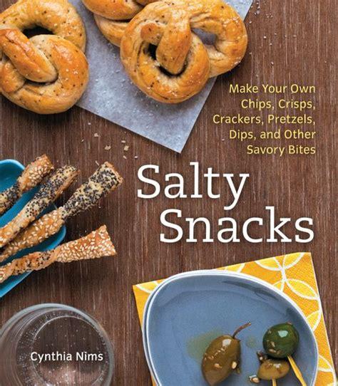 cook  book salty snacks  eats
