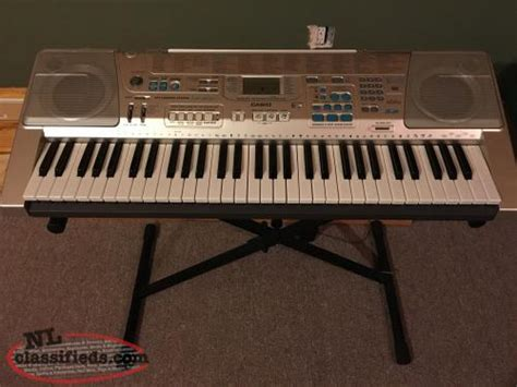 Keyboard Casio Lk 300 casio lk 300 electric keyboard spaniard s bay