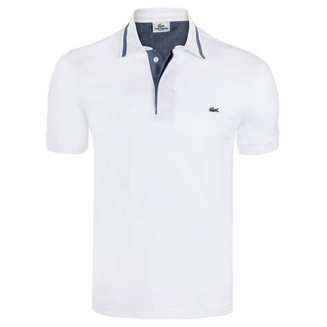 lacoste mens polo t shirts the shirt store