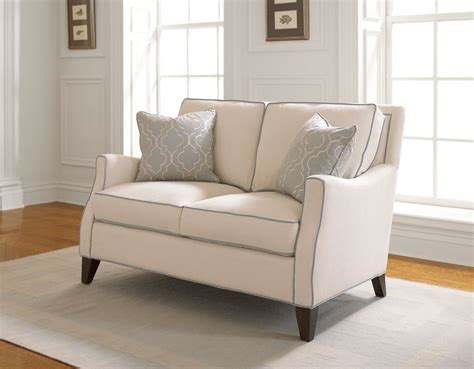 small scale loveseat 35 best images about libby s upholstered furniture