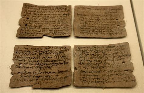 vindolanda books ancient world quot wafer thin quot writing tablets of