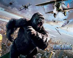 king kong stephen gallagher