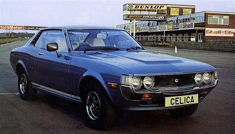 Celica Toyota 1970 1977 Toyota Celica 1600 St Specifications Classic