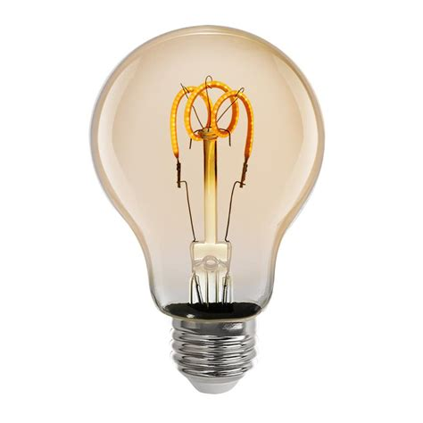Feit Electric 4.5W Equivalent Soft White (2000K) AT19 Dimmable LED Vintage Style Light Bulb AT19