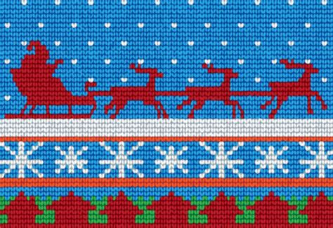 christmas pattern name the big list of free christmas knitting patterns 100
