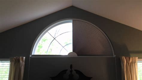Half Moon Blinds For Windows Ideas Curtains And Blinds For Arched Windows Curtain Rods And Window Curtains