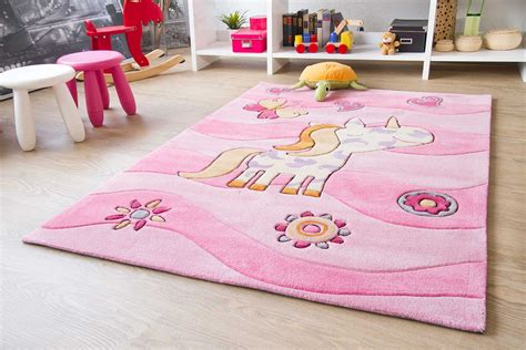 einhorn teppich kinderteppich einhorn global carpet