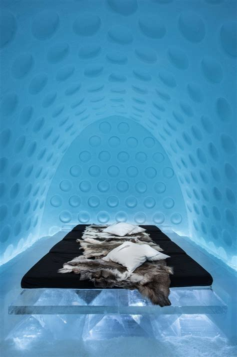 designboom icehotel nineteen new art suites open at icehotel in the swedish