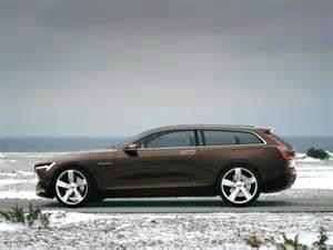 Volvo Concept Suv 2015 Volvo Estate Concept