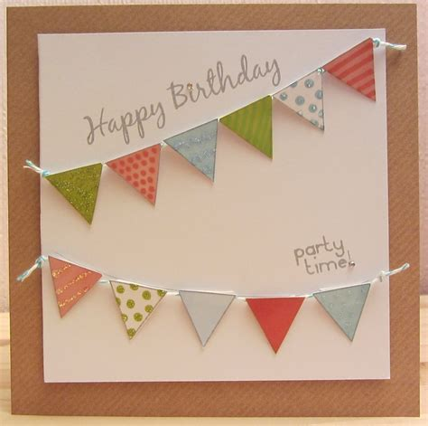 Happy Birthday Handmade - happy birthday cards handmade