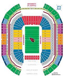 of stadium map of stadium az seating chart view