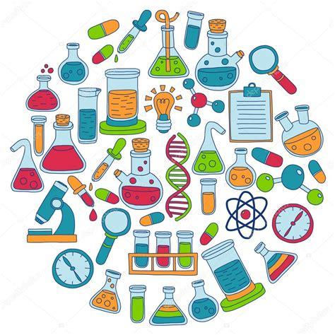 imagenes sobre ciencias naturales ciencias naturales de farmacolog 237 a qu 237 mica vector doodle