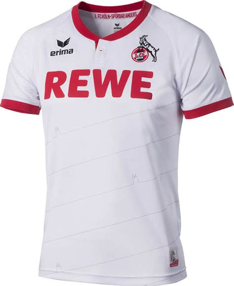 Autoaufkleber 1 Fc Köln by Koln Official Football Shirts New Kit Releases