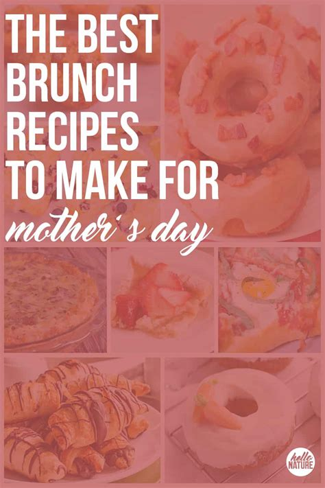 Best Mothers Day Brunch The Best S Day Brunch Recipes Hello Nature