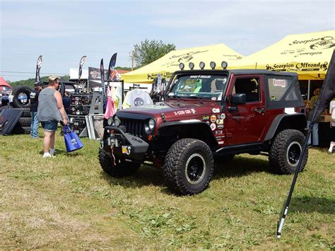 Jeep Heritage Festival Bantam Jeep Heritage Festival 2016 Show Jeepfan