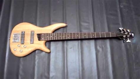 Bass Ibanez Sdgr Custom jual bass sdgr ibanez 5 string custom replika only