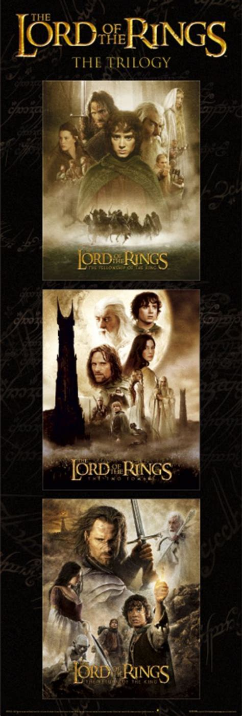 epic film trilogies lord of the rings the lord and lord on pinterest