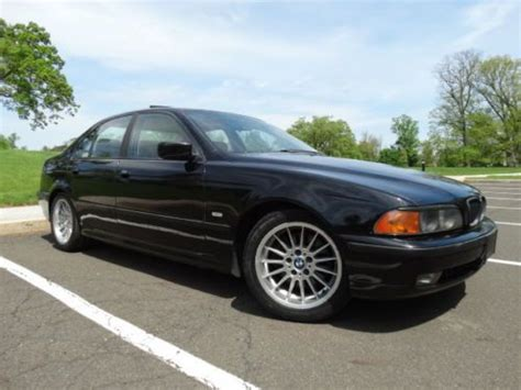 how cars run 1999 bmw 5 series electronic throttle control sell used 1999 bmw 540i sport automatic e39 sport sedan no reserve in philadelphia