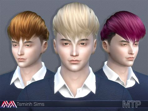 Basic Cardigan Mtp mtp hair 14 by tsminhsims at tsr 187 sims 4 updates
