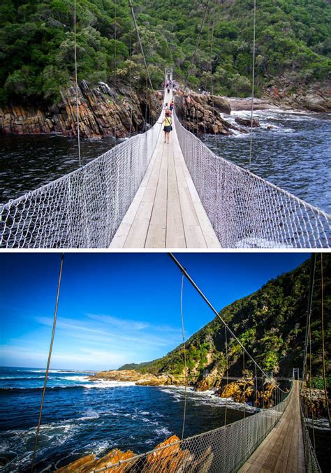 amazing suspension bridges   world