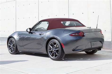 best mazda model 2018 mazda mx 5 miata offers cherry red soft top motor trend
