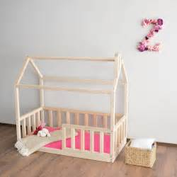house bed frame kids bed montessori bed waldorf bed