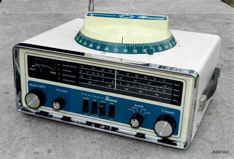 boat radio direction finder heathkit mr 18 marine direction finder radio