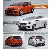 2014 Honda Jazz Fit Mugen Revealed