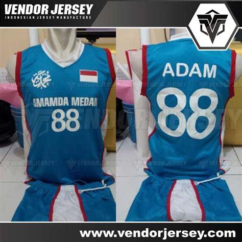 cara buat desain jersey basket pembuatan jersey kostum basket pesanan dari medan vendor