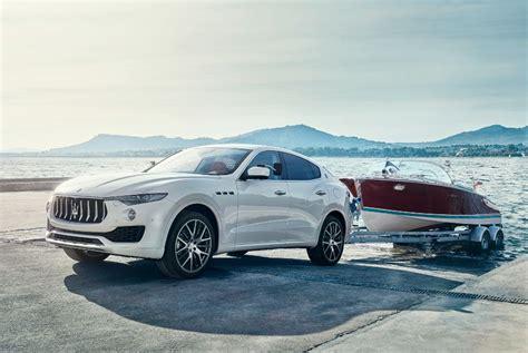 Maserati Suv by Levante