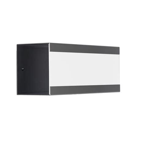 keilbach briefkasten keilbach zeitungsbox glasnost newsbox color white