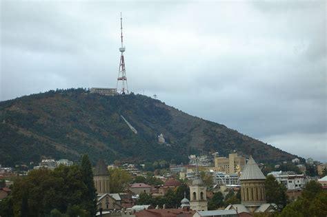 tbilisi tv broadcasting tower wikipedia