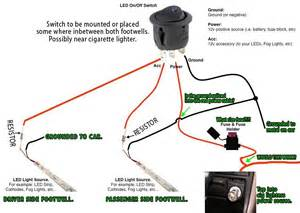 led light fixture wiring diagram led light bulb wiring diagram for 6 wiring diagrams