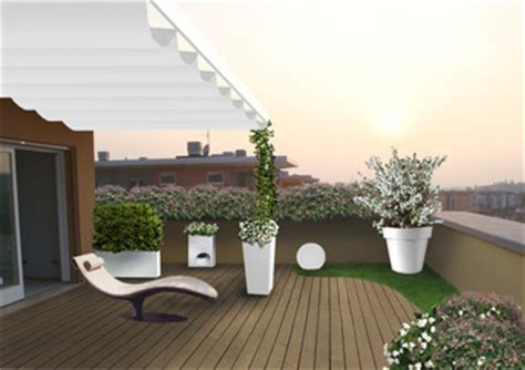 progetti terrazzi verde progetto progettazione di terrazzi