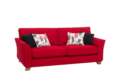 sofa uk red sofa uk b 252 rostuhl