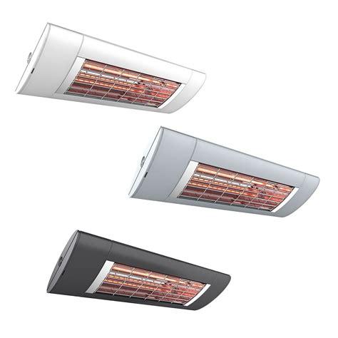 Bathroom Heater Ip44 Infrared Heater Solamagic S1 1400 Watt Ip44 In Various