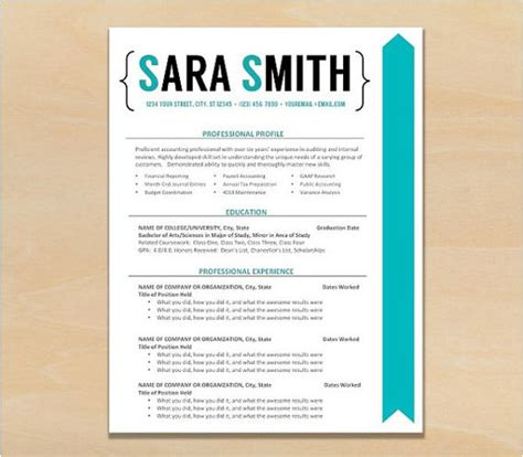 Custom Resume Templates by Resume Template Cv Template Instant By Theresumeshoppe On