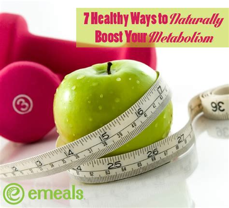 7 Ways To Boost Your Metabolism At Work by 7 Healthy Ways To Naturally Boost Your Metabolism The
