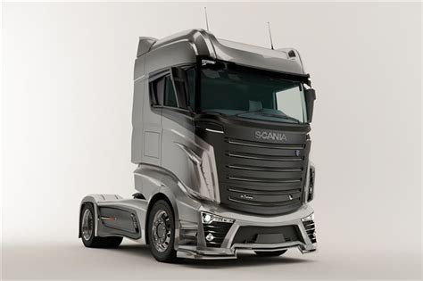 scania r1000 interni what could be the scania trucks of near future