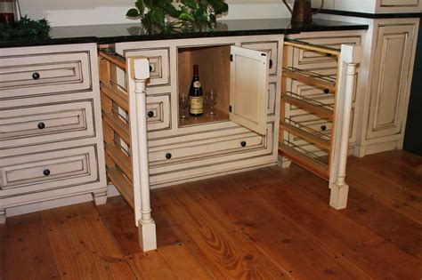 Slide Out Spice Rack Pull Out Spice Racks Decoist