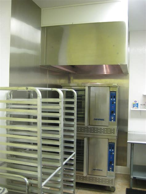 commercial kitchen hood commercial kitchen hood hood installed pinterest
