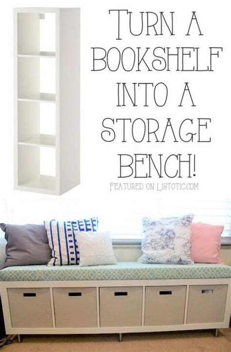 bedroom storage hacks 25 best ideas about ikea hack bench on pinterest