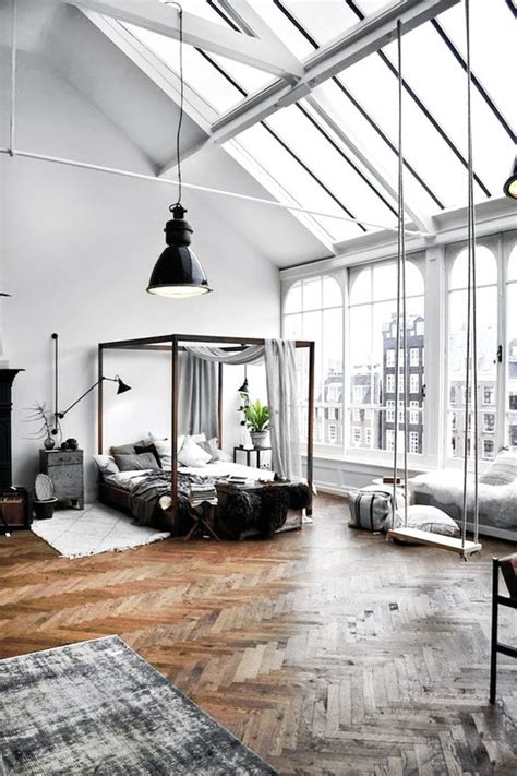 decorating  loft apartment