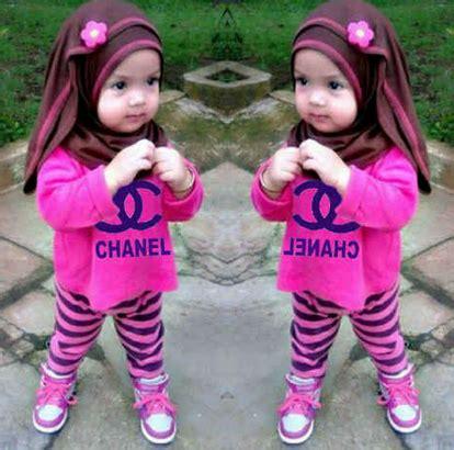 Abaya Arab Anak 2 model busana modern anak anak terbaru