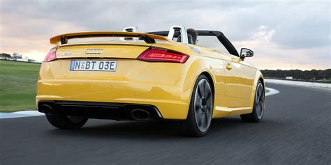 Cost Of Audi Tt by A 2017 Audi Tt Rs Will Cost You 137 900 In Australia