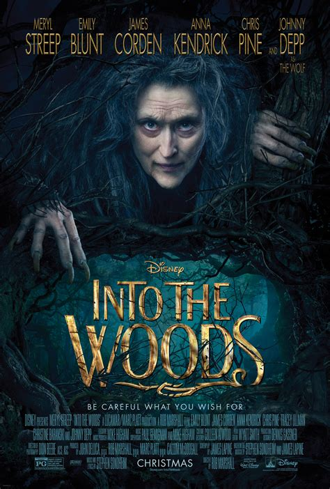 into the woods extended into the woods featurette provides plenty of new