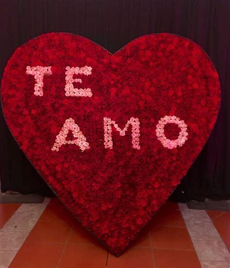 imagenes de corazones te extraño coraz 243 n te amo de 2500 rosas yaakun flores