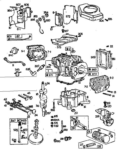 18 hp briggs and stratton wiring diagram briggs and