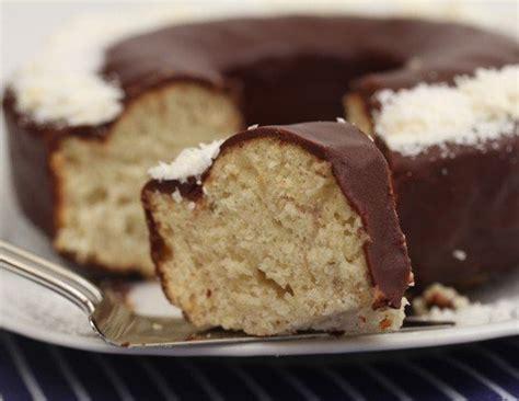 rumänische kuchen kokosovo bananin kolač s čokolado recept jazkuham si