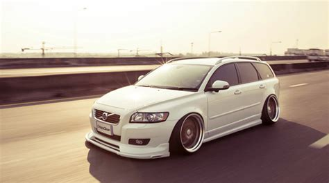 stanced volvo stanced volvos fast car